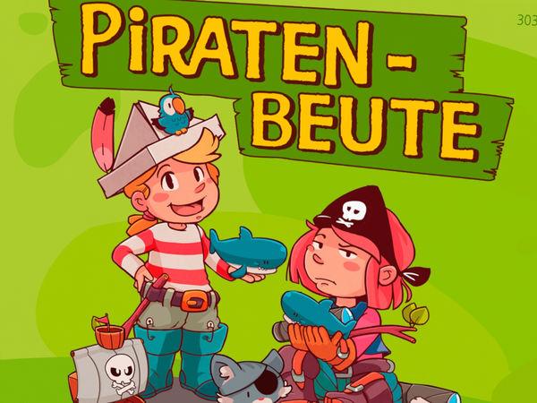 Bild zu Alle Brettspiele-Spiel Piraten-Beute