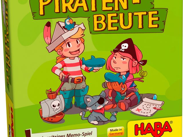 Piraten-Beute Bild 1