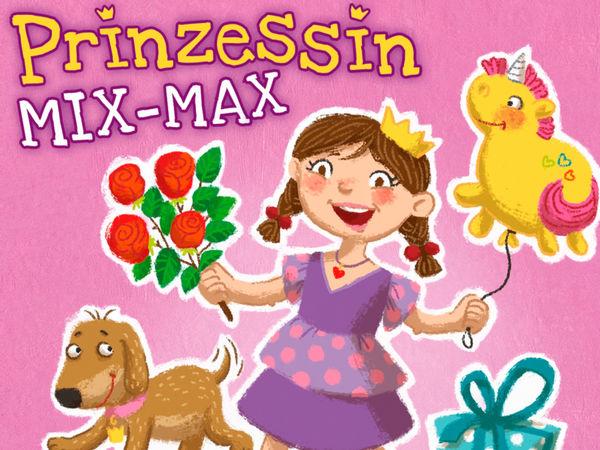 Bild zu Alle Brettspiele-Spiel Prinzessin Mix-Max