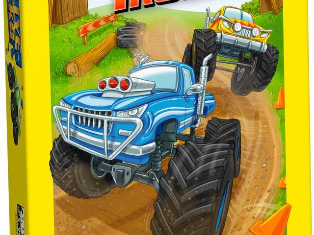 Rallye-Trucks Bild 1