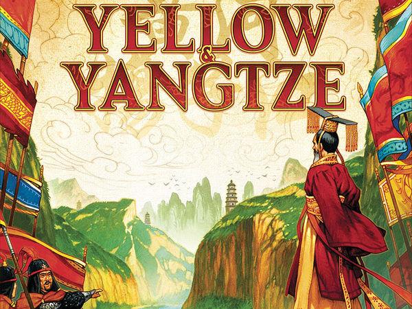 Bild zu Alle Brettspiele-Spiel Yellow & Yangtze