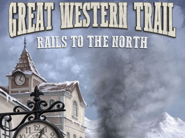 Bild zu Alle Brettspiele-Spiel Great Western Trail: Rails to the North