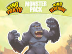 Vorschaubild zu Spiel King of Tokyo/New York: Monster Pack - King Kong