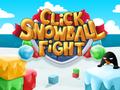 Geschick-Spiel Click Snowball Fight spielen