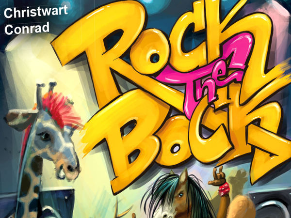 Bild zu Alle Brettspiele-Spiel Rock the Bock