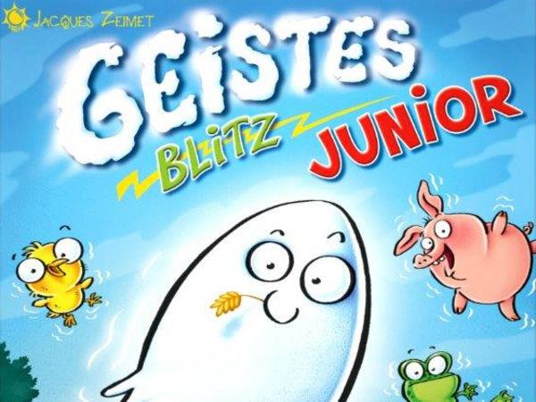 Bild zu Alle Brettspiele-Spiel Geistesblitz Junior