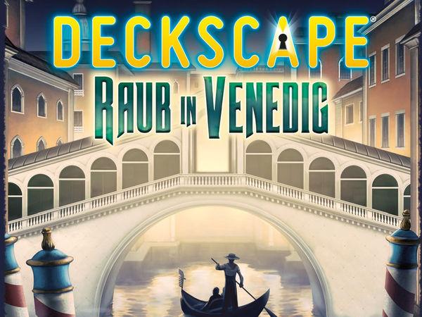Bild zu Alle Brettspiele-Spiel Deckscape: Raub in Venedig
