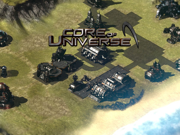 Bild zu Simulation-Spiel Core of Universe