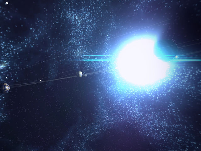 Core of Universe Screenshot 1