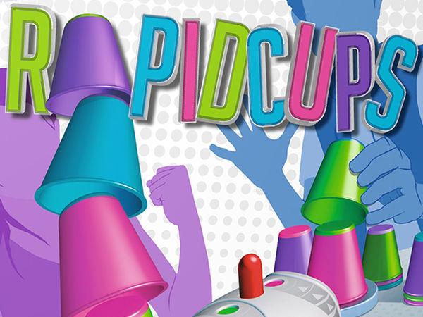 Bild zu Alle Brettspiele-Spiel Rapid Cups