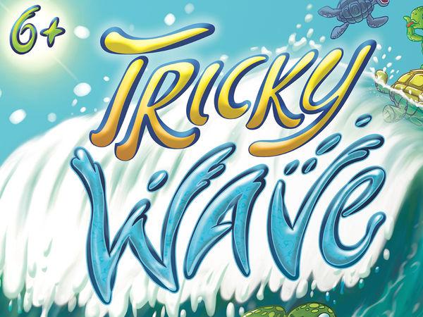 Bild zu Alle Brettspiele-Spiel Tricky Wave