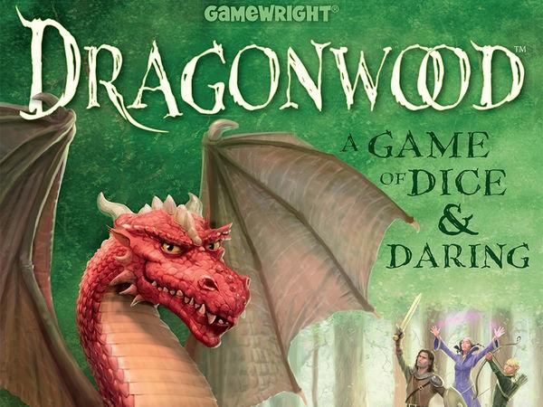 Bild zu Alle Brettspiele-Spiel Dragonwood