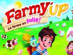 Vorschaubild zu Spiel Farmy up