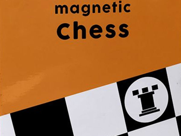 Bild zu Alle Brettspiele-Spiel Magnetic Chess