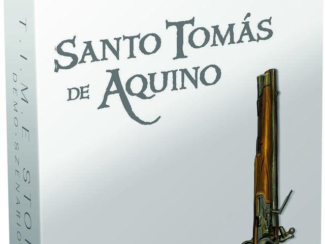 T.I.M.E Stories: Santo Tomás de Aquino Bild 1