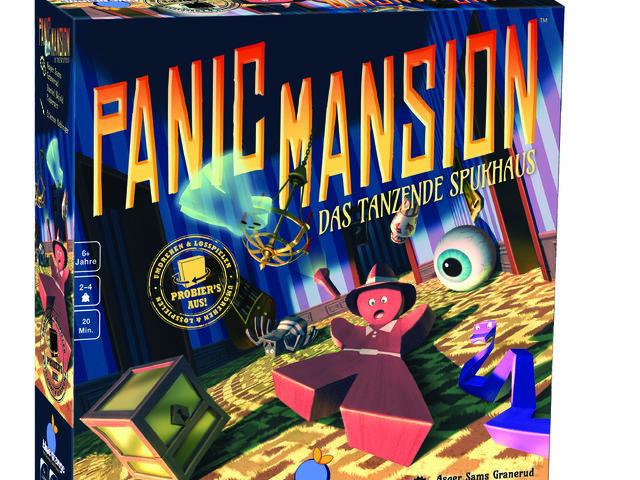 Panic Mansion: Das tanzende Spukhaus Bild 1
