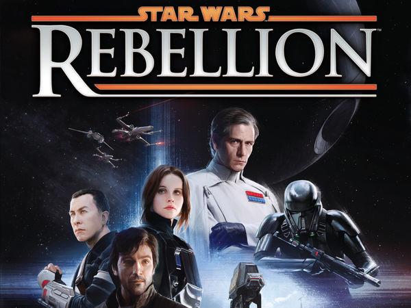 Bild zu Alle Brettspiele-Spiel Star Wars Rebellion: Aufstieg des Imperiums