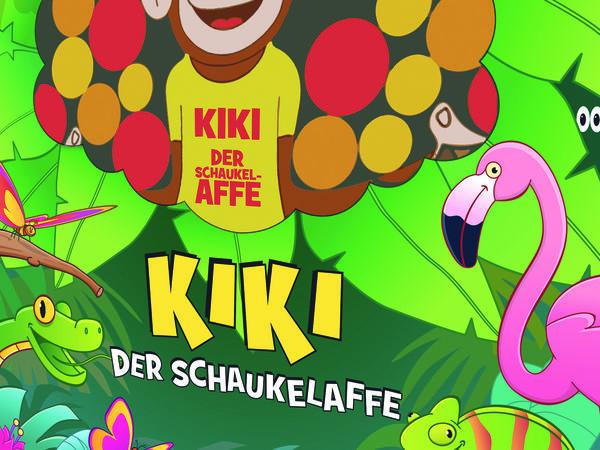 Bild zu Alle Brettspiele-Spiel Kiki: Der Schaukelaffee