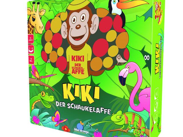 Kiki: Der Schaukelaffee Bild 1