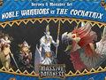 Vorschaubild zu Spiel Massive Darkness: Edle Krieger vs. Cockatrix