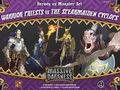 Vorschaubild zu Spiel Massive Darkness: Kriegerpriester vs. Speermaid-Zyklopin