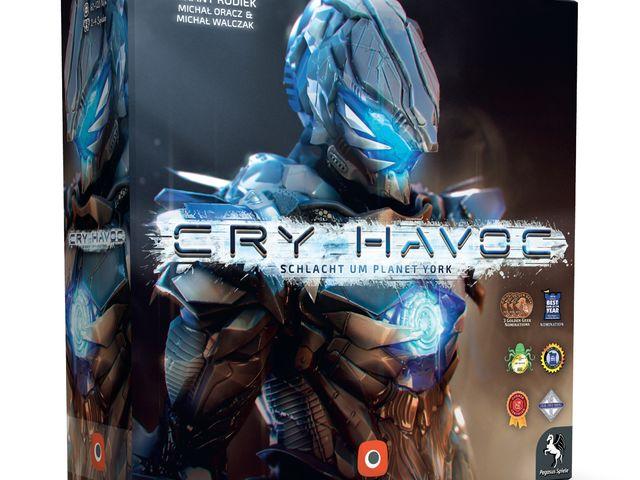 Cry Havoc Bild 1