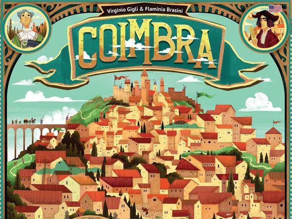 Bild zu Alle Brettspiele-Spiel Coimbra