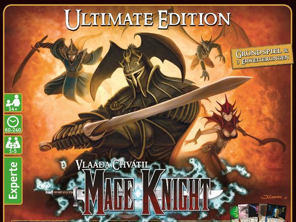 Bild zu Alle Brettspiele-Spiel Mage Knight: Ultimate Edition