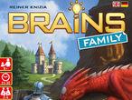 Vorschaubild zu Spiel Brains Family: Burgen & Drachen