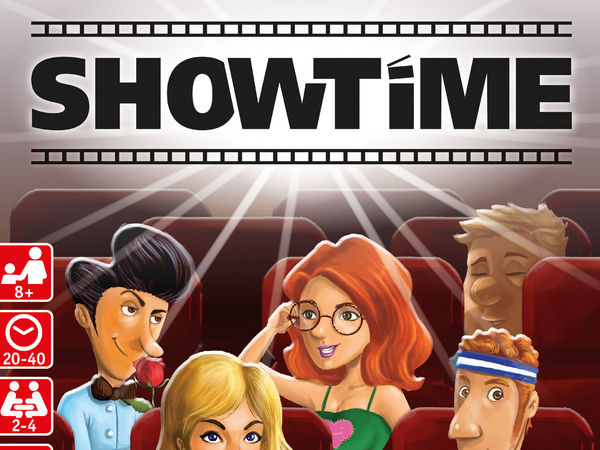 Bild zu Alle Brettspiele-Spiel Showtime!