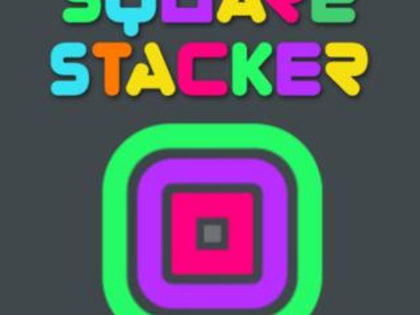 Bild zu Action-Spiel Square Stacker