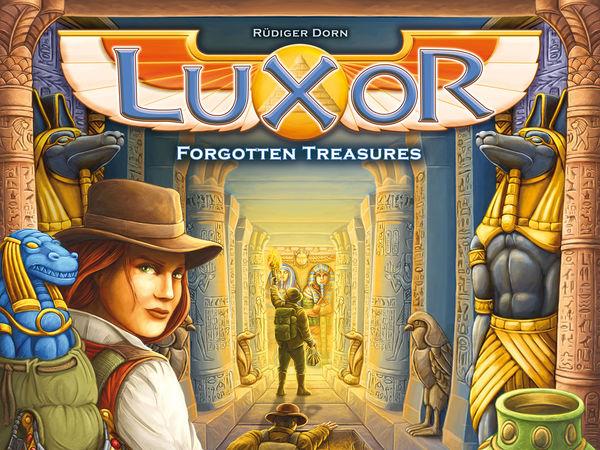 Bild zu Spiel des Jahres-Spiel Luxor
