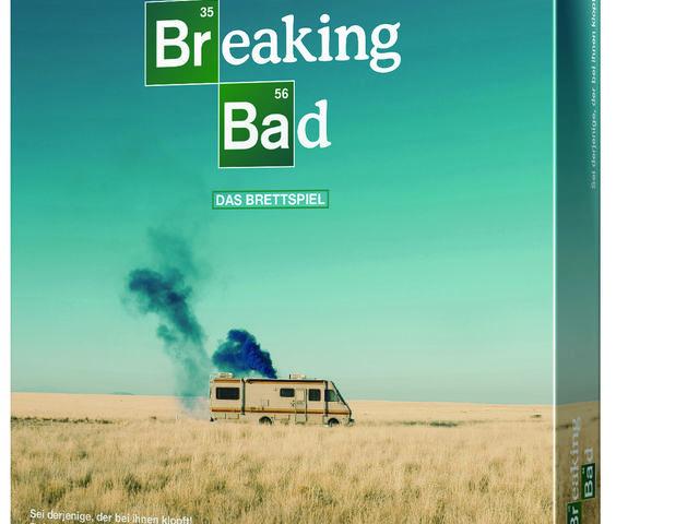 Breaking Bad: Das Brettspiel Bild 1