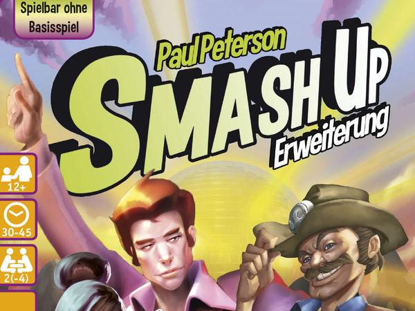 Bild zu Alle Brettspiele-Spiel Smash Up: Die wilden 70er