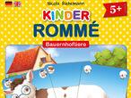 Vorschaubild zu Spiel Kinder-Rommé: Bauernhoftiere