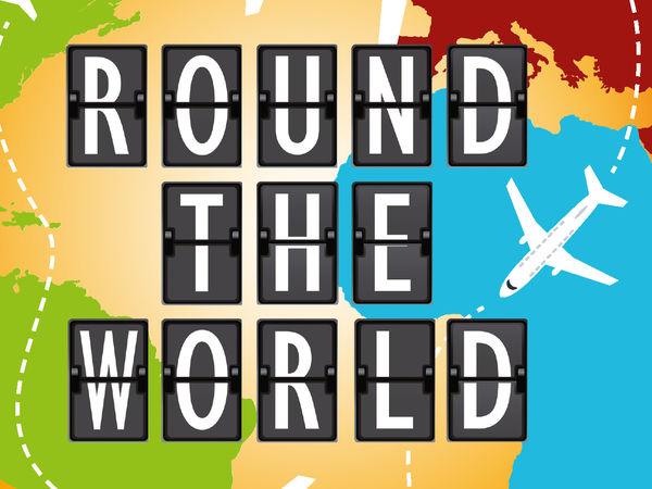 Bild zu Alle Brettspiele-Spiel Round the World