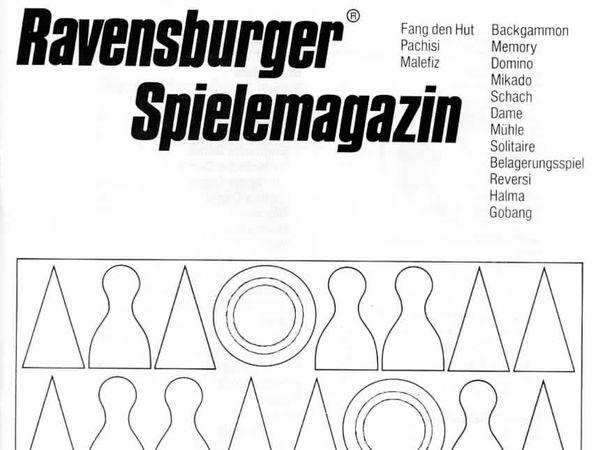 Bild zu Alle Brettspiele-Spiel Ravensburger Spielemagazin