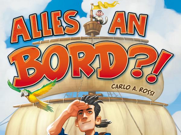 Bild zu Alle Brettspiele-Spiel Alles an Bord?!