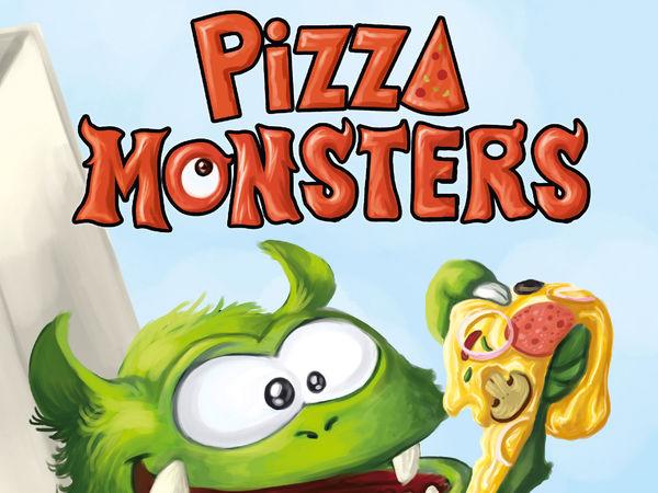 Bild zu Alle Brettspiele-Spiel Pizza Monsters