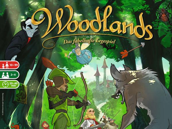 Bild zu Ausgezeichnet 2018-Spiel Woodlands