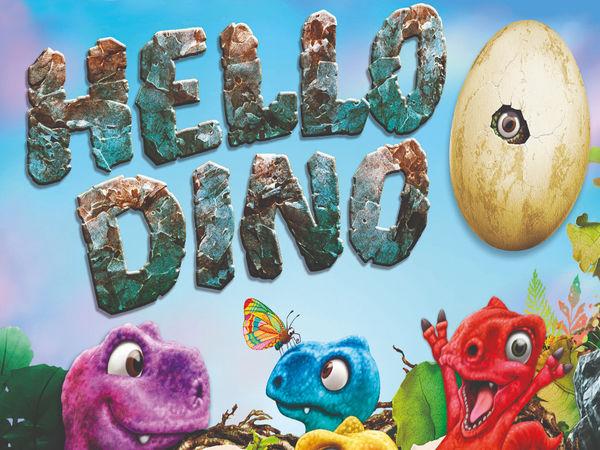 Bild zu Alle Brettspiele-Spiel Hello Dino