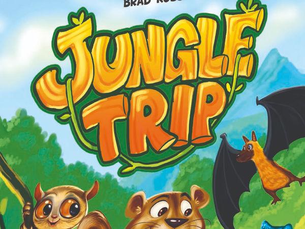 Bild zu Alle Brettspiele-Spiel Jungle Trip