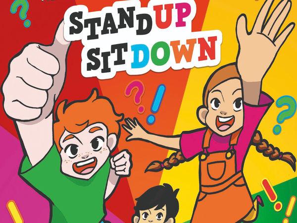 Bild zu Alle Brettspiele-Spiel Stand up Sit Down