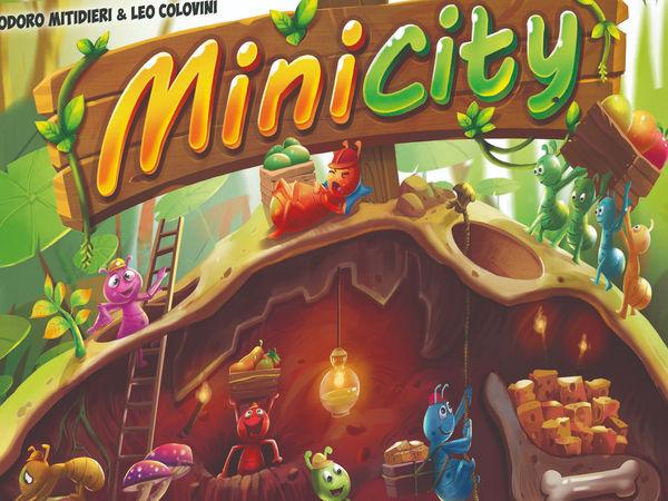 Bild zu Alle Brettspiele-Spiel MiniCity
