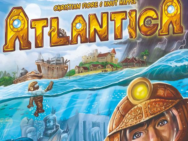 Bild zu Alle Brettspiele-Spiel Atlantica