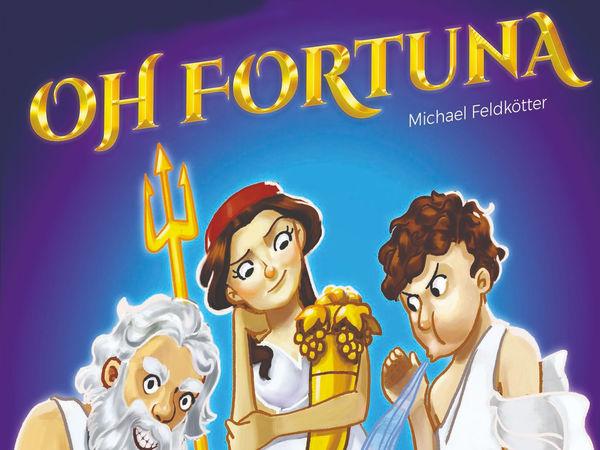 Bild zu Alle Brettspiele-Spiel Oh Fortuna