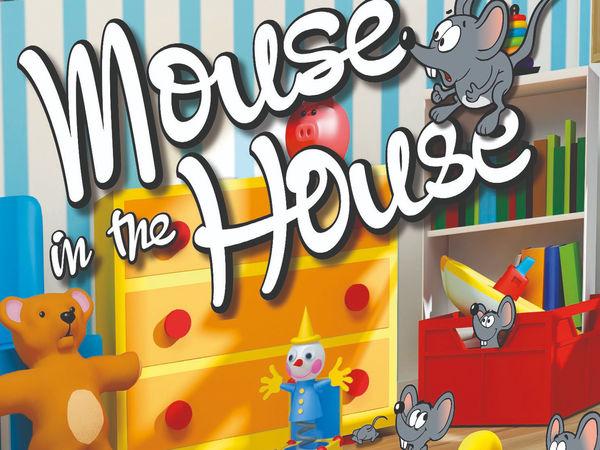 Bild zu Alle Brettspiele-Spiel Mouse in the House