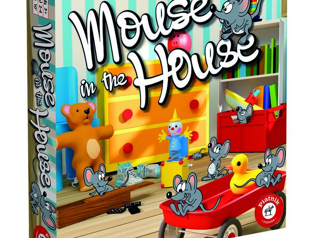 Mouse in the House Bild 1