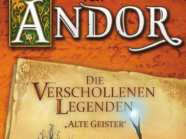 Bild zu Alle Brettspiele-Spiel Die Legenden von Andor: Die verschollenen Legenden - Alte Geister