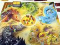 Lost Cities: Das Brettspiel Bild 2